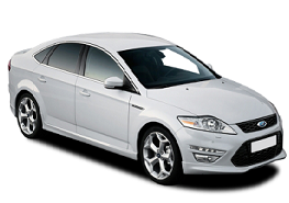 Motor Duratec-ST HUBA Ford Mondeo 2.5L